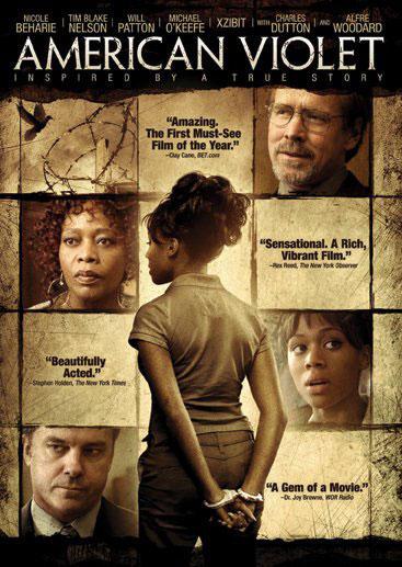 affiche du film American Violet