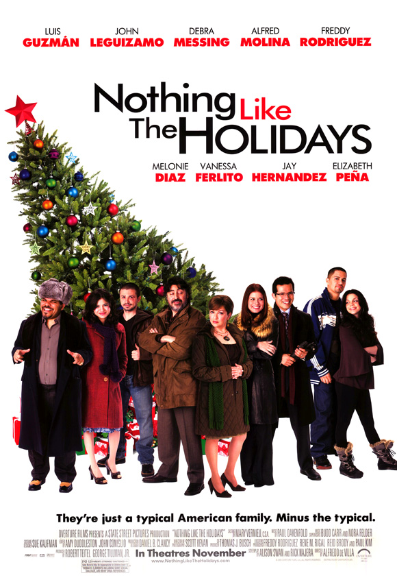 affiche du film Nothing Like the Holidays