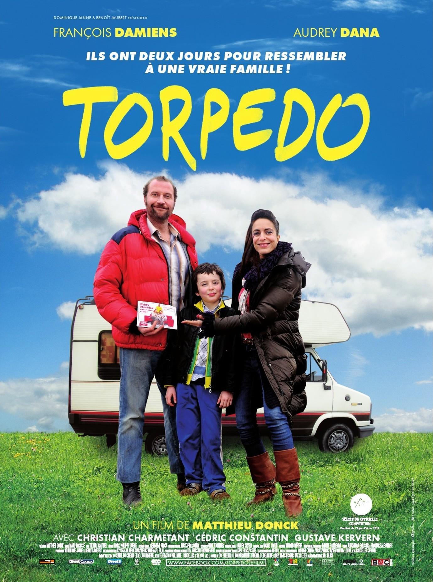 affiche du film Torpédo
