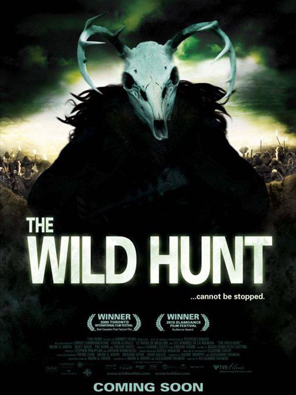 affiche du film The Wild Hunt