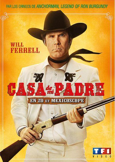 affiche du film Casa de mi padre