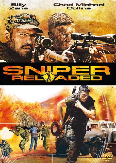 affiche du film Sniper: Reloaded