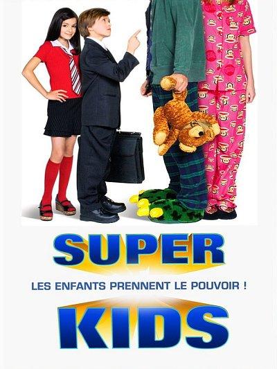 affiche du film Super Kids
