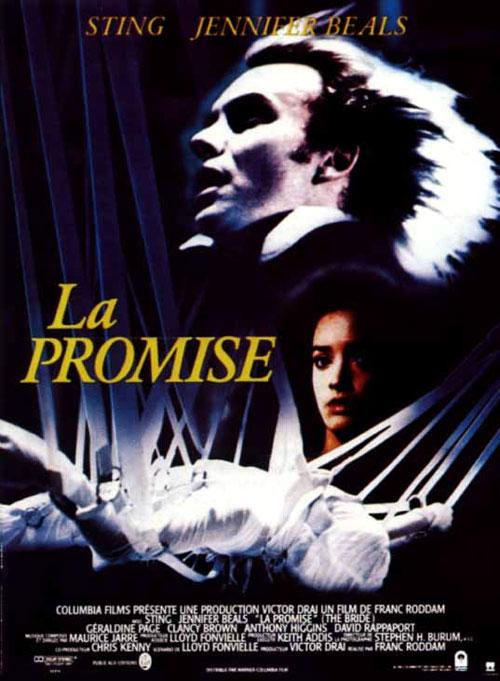 affiche du film La promise