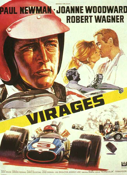 affiche du film Virages
