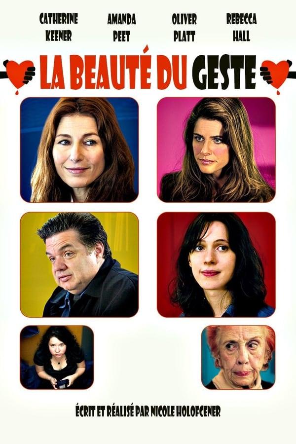 affiche du film La Beauté du geste