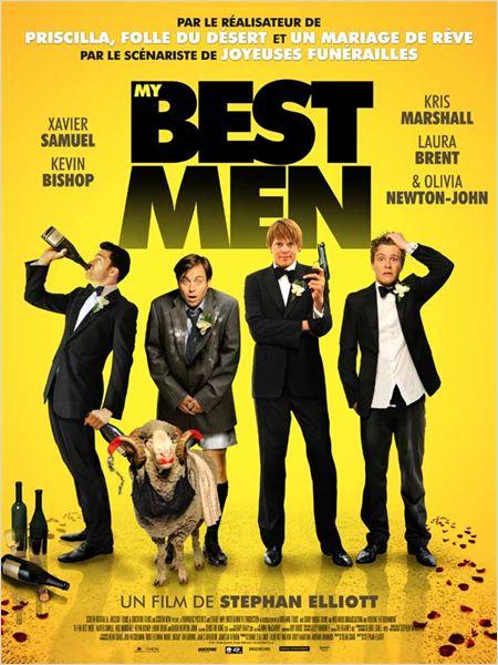 affiche du film My Best Men