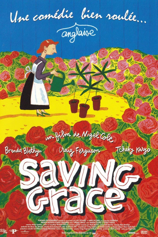 affiche du film Saving Grace