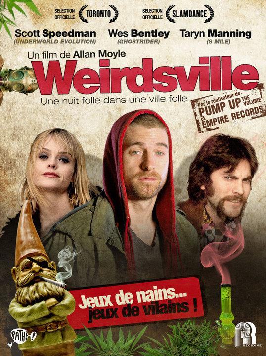 affiche du film Weirdsville
