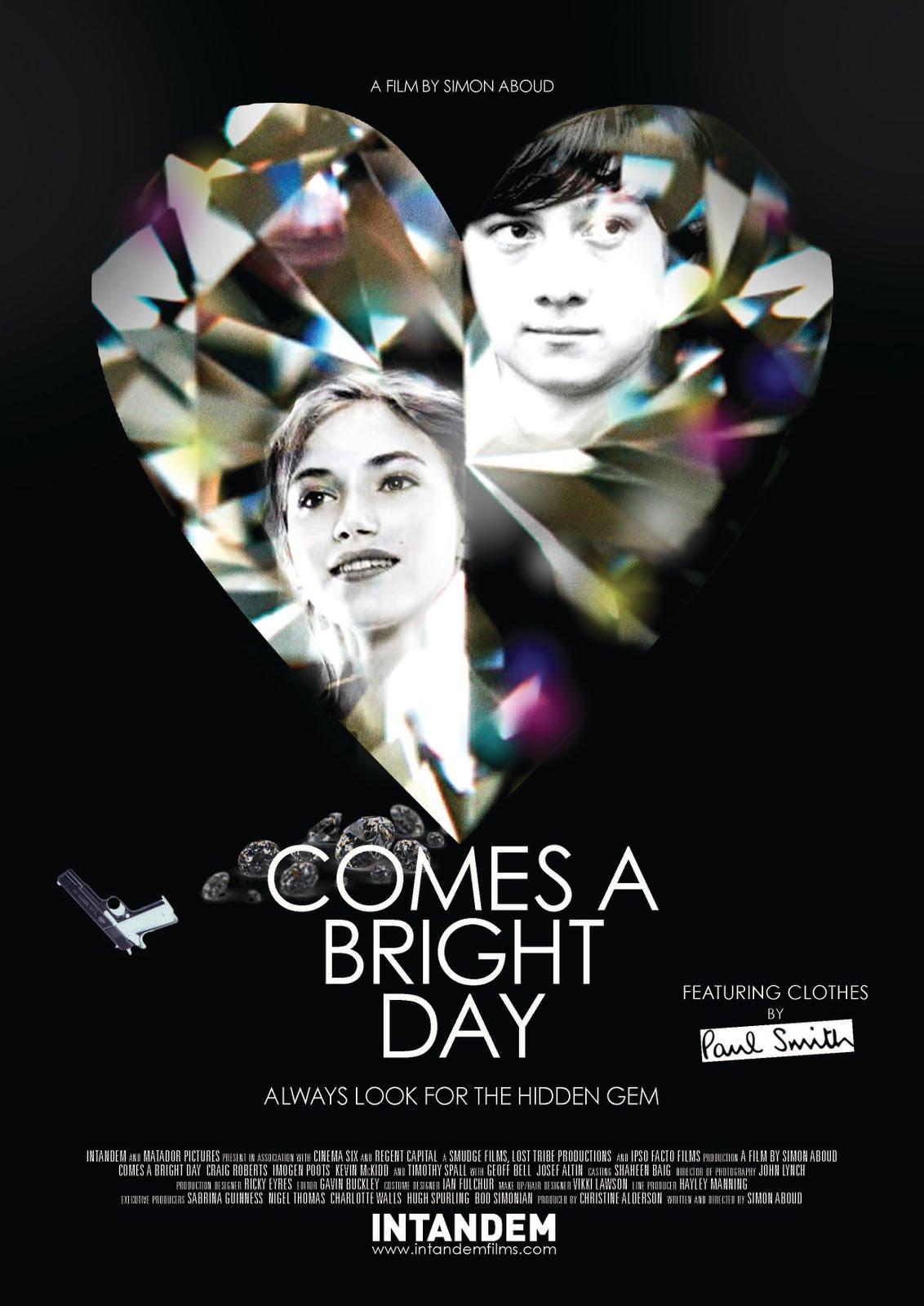 affiche du film Comes a Bright Day