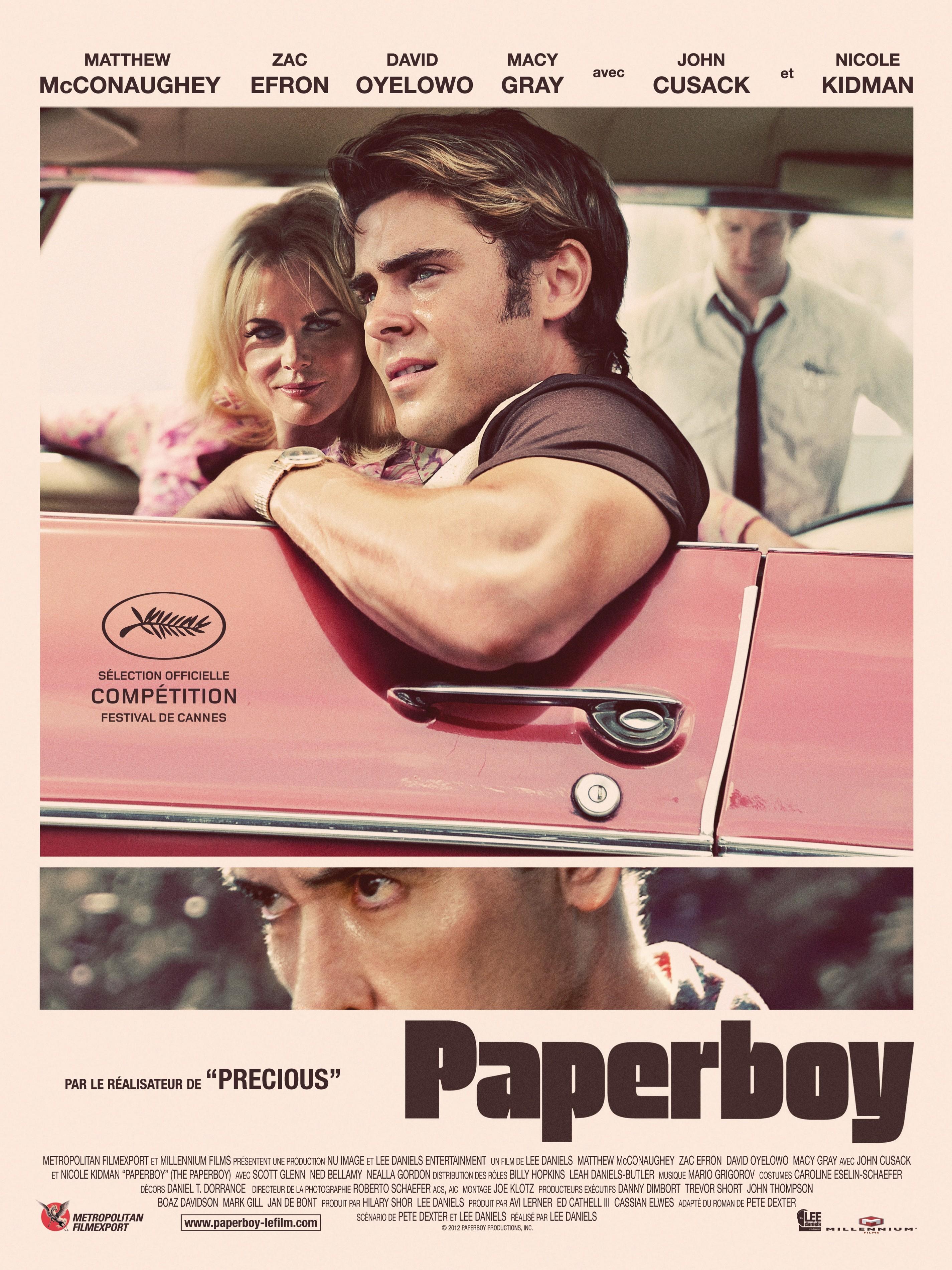 affiche du film Paperboy