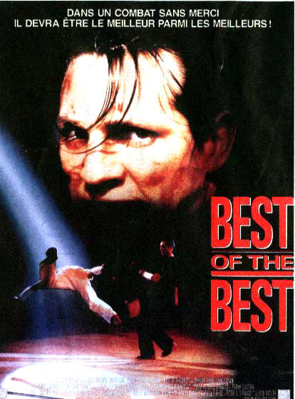 affiche du film Best of the Best (1989)