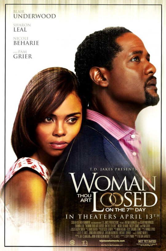 affiche du film Woman Thou Art Loosed: On the 7th Day