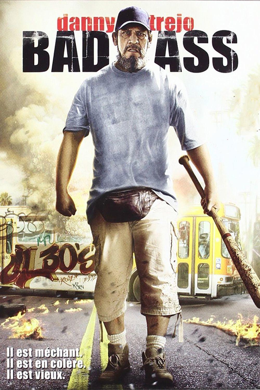 affiche du film Bad Ass