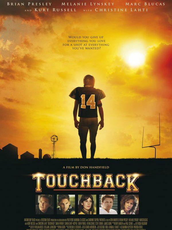 affiche du film Touchback
