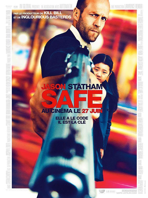 affiche du film Safe