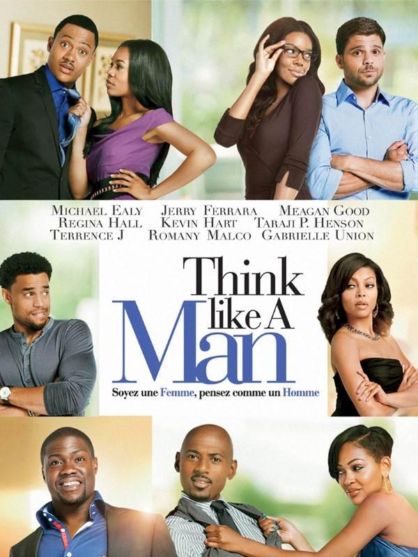 affiche du film Think Like a Man