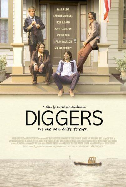affiche du film Diggers