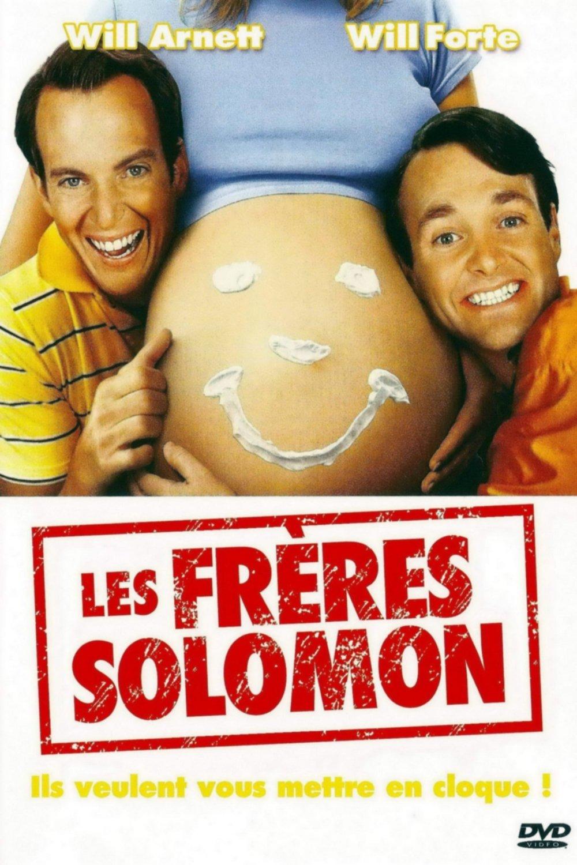 affiche du film Les frères Solomon