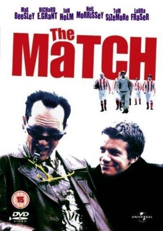 affiche du film Le match du siècle