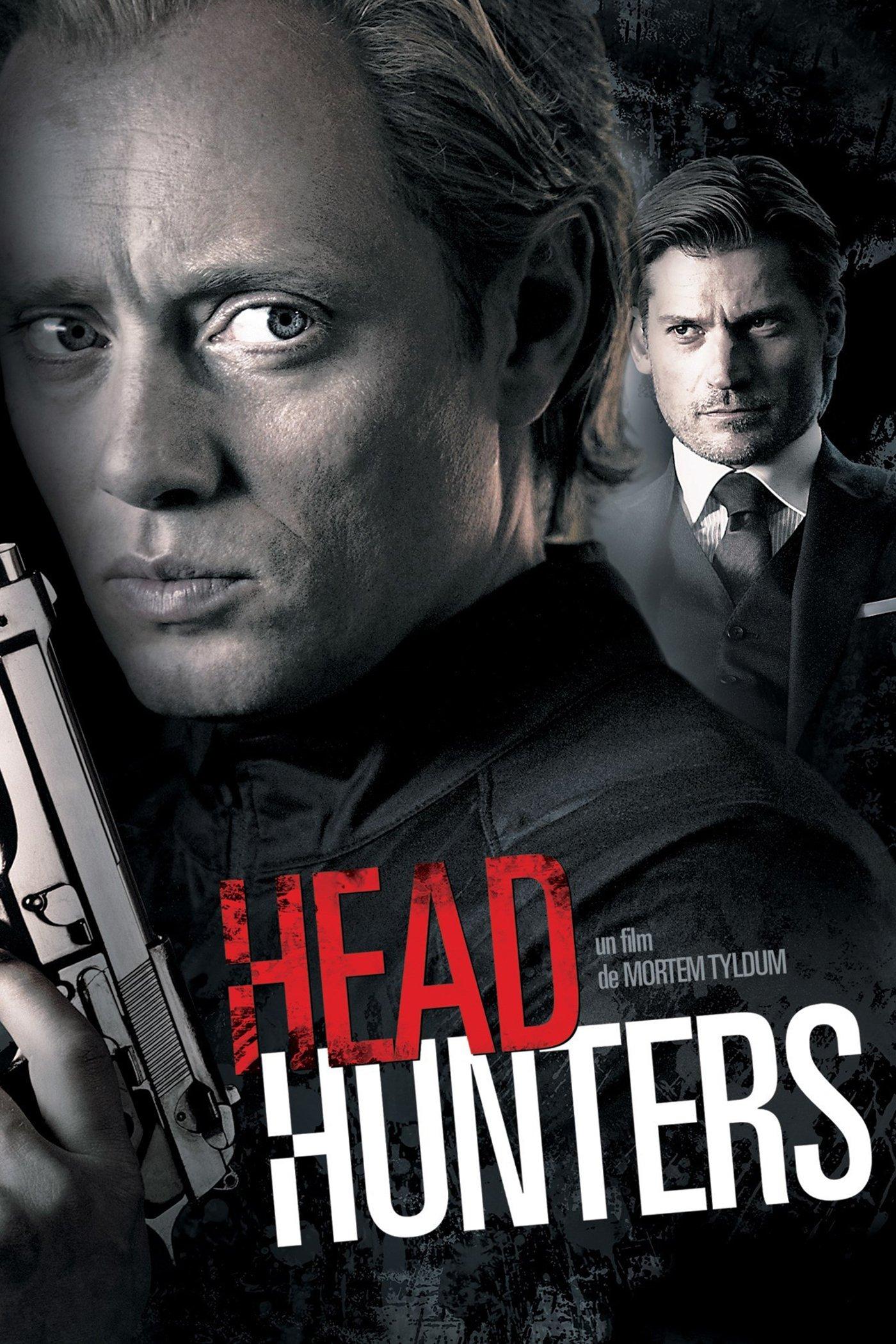 affiche du film Headhunters