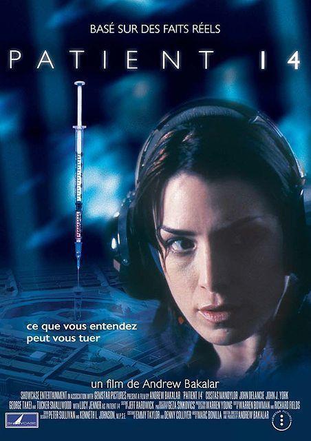 affiche du film Patient 14