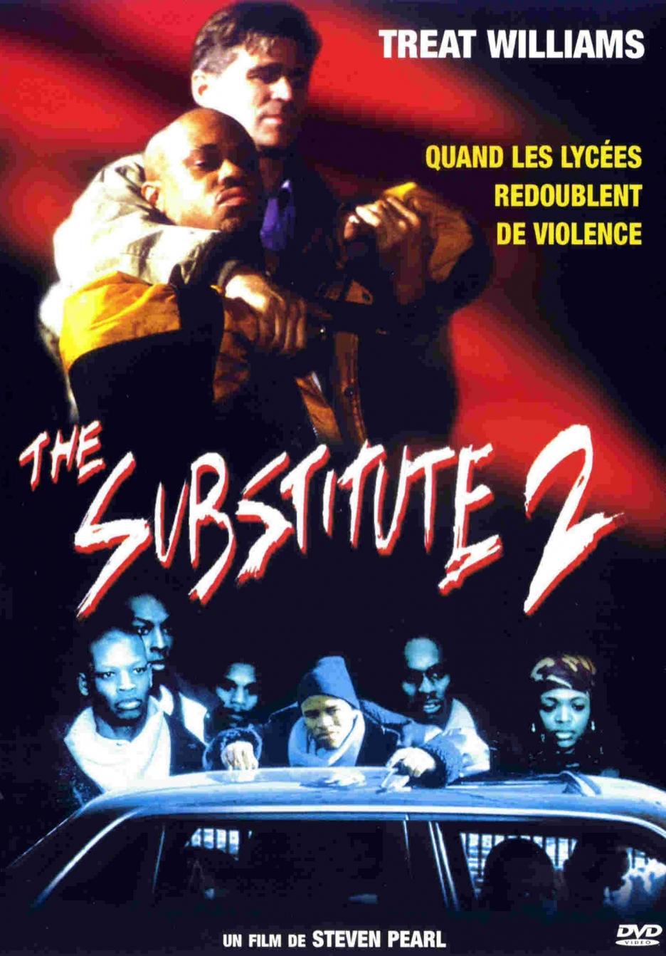 affiche du film The substitute 2 : La vengeance (TV)