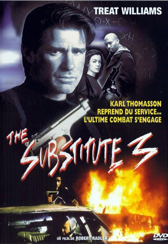 affiche du film The Substitute 3 (TV)