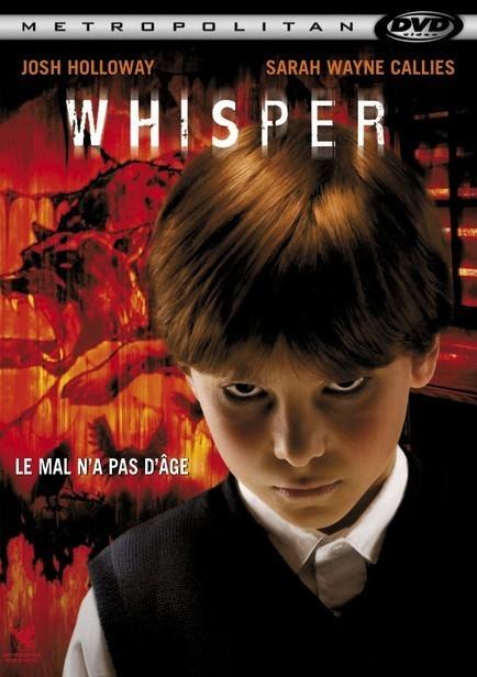 affiche du film Whisper