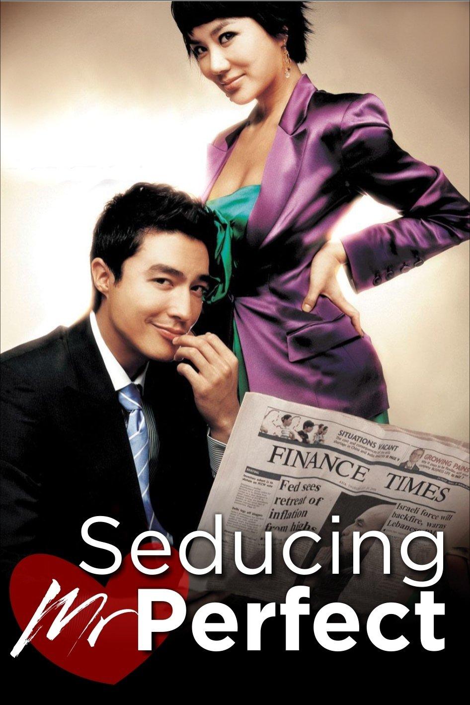 affiche du film Seducing Mr. Perfect