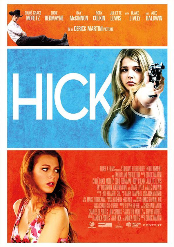 affiche du film Hick