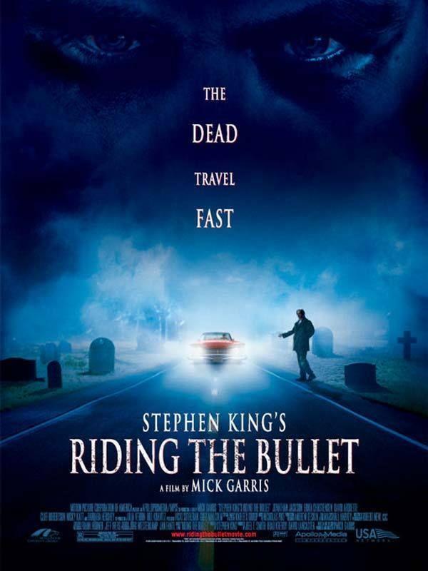 affiche du film Riding the Bullet