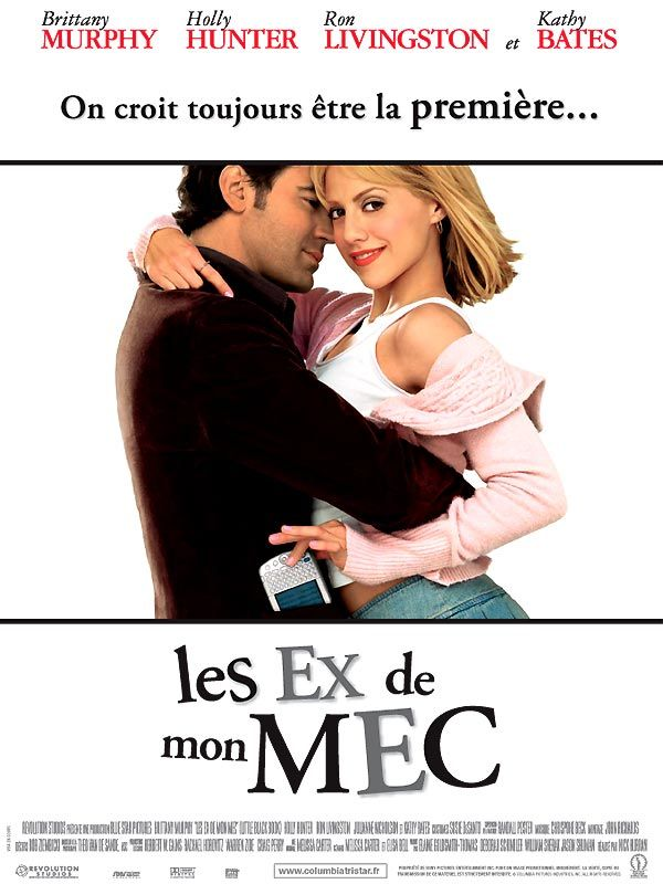 affiche du film Les ex de mon mec