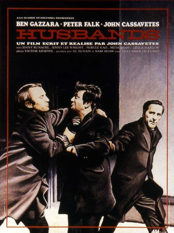 affiche du film Husbands