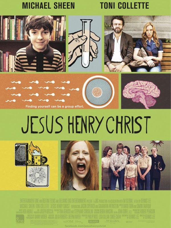 affiche du film Jesus Henry Christ