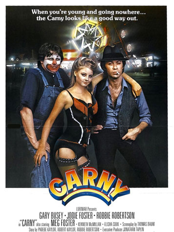 affiche du film Carny