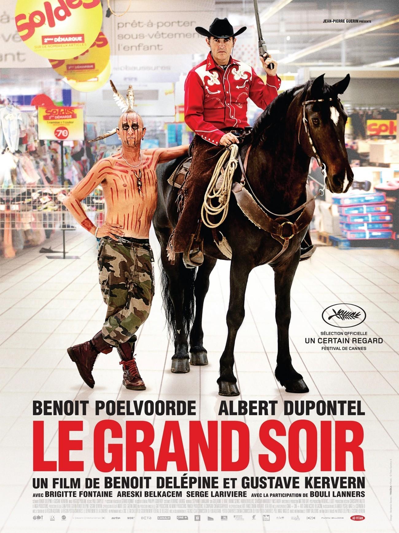 affiche du film Le Grand Soir