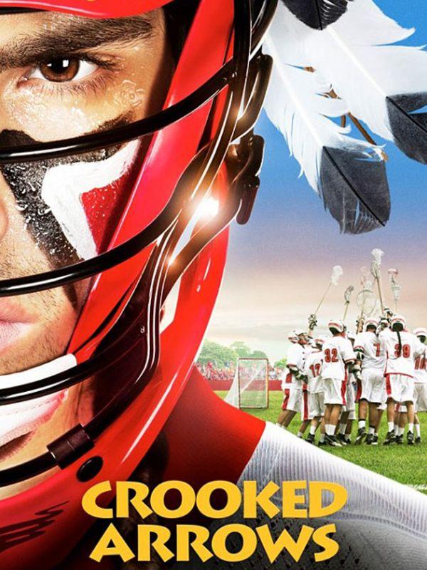 affiche du film Crooked Arrows