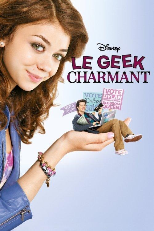 affiche du film Le geek charmant (TV)