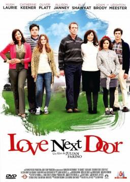 affiche du film Love next door