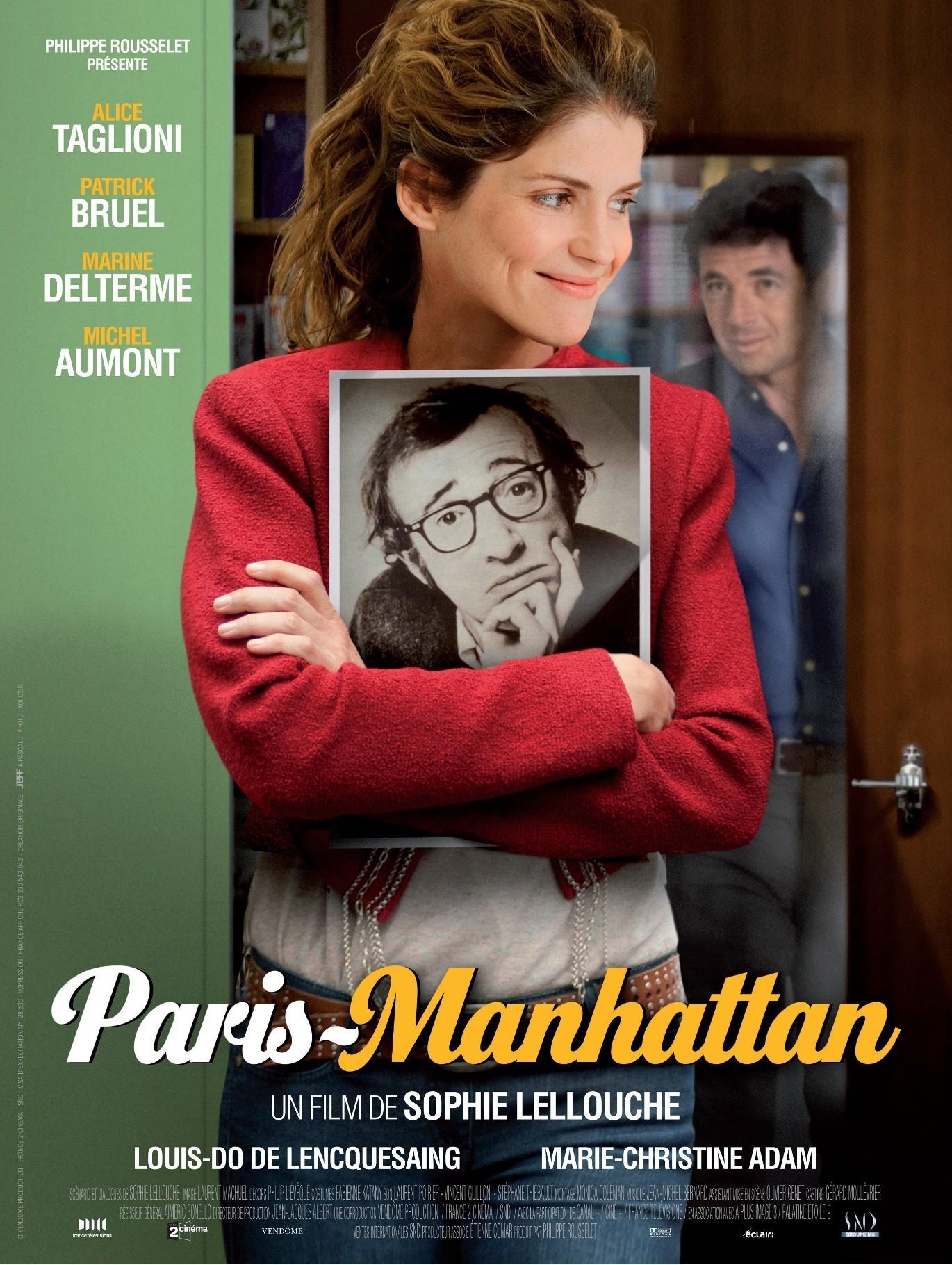 affiche du film Paris-Manhattan