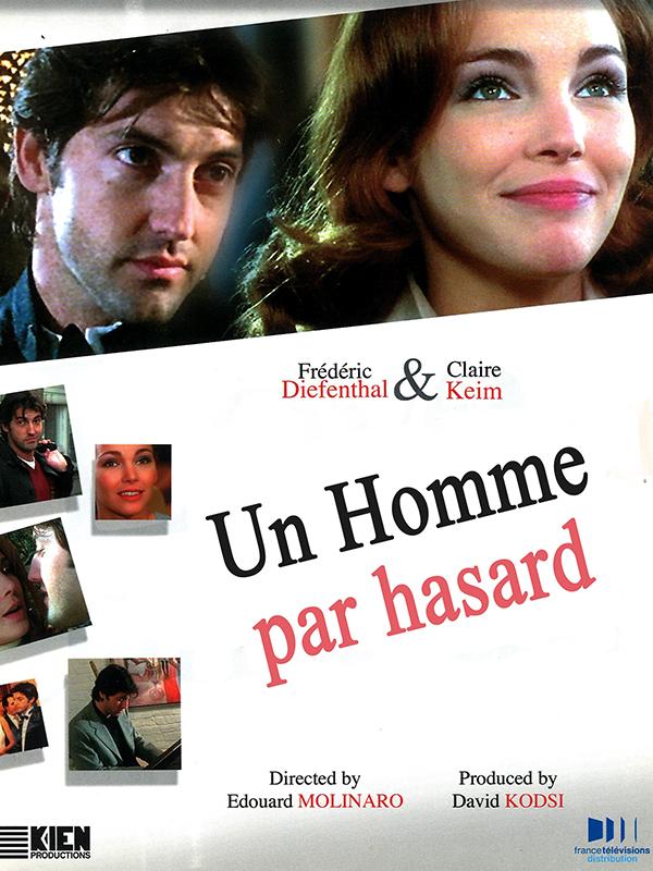 affiche du film Un homme par hasard (TV)