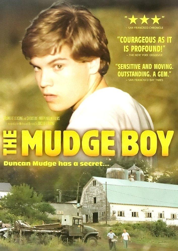 affiche du film The Mudge Boy