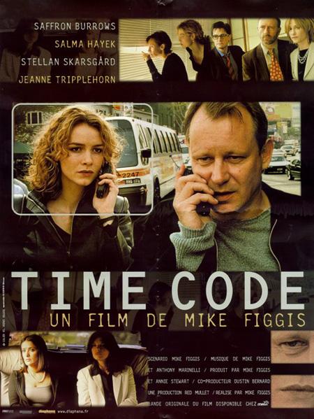 affiche du film Time Code