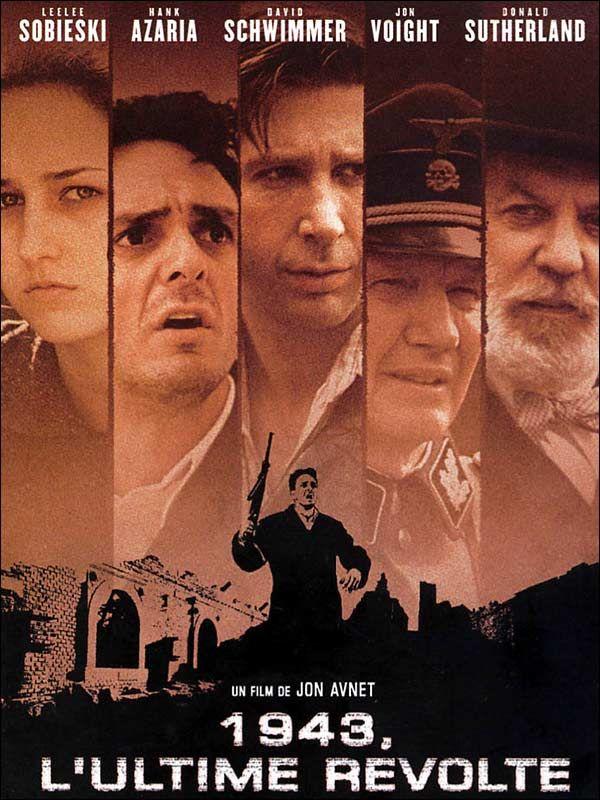 affiche du film 1943, l'ultime révolte (TV)