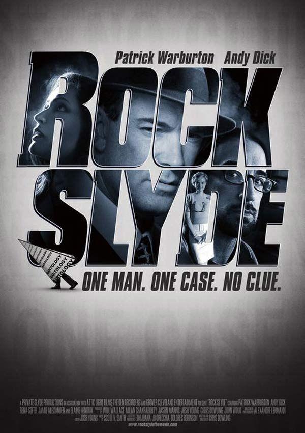 affiche du film Rock Slyde