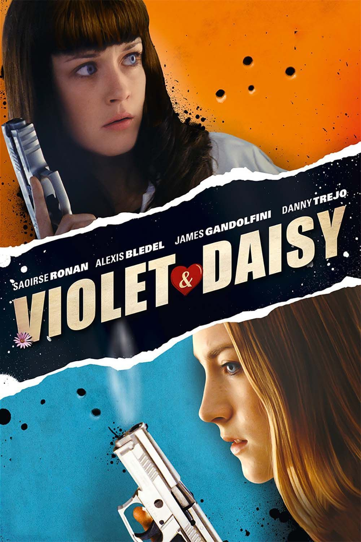 affiche du film Violet & Daisy