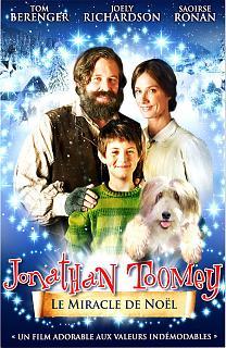 affiche du film Jonathan Toomey: Le miracle de Noël