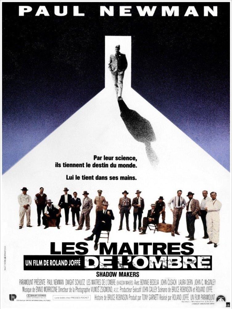affiche du film Les Maîtres de l'ombre