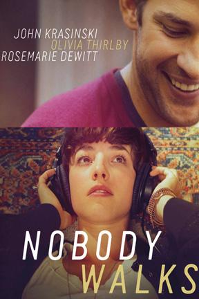 affiche du film Nobody Walks